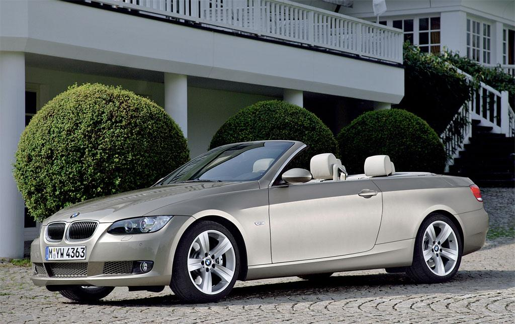 BMW 3 series 335is 2008 photo - 4