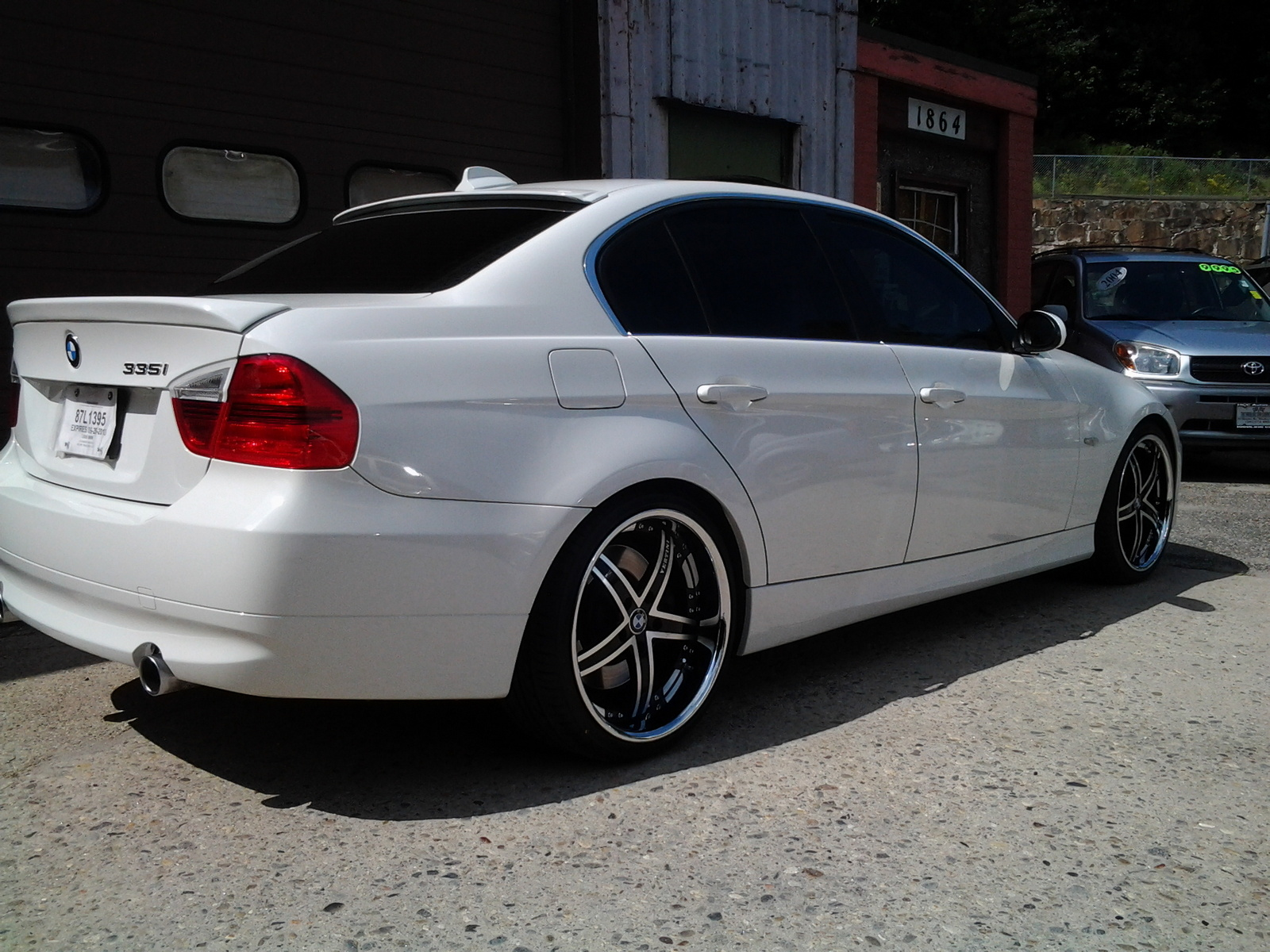BMW 3 series 335is 2008 photo - 5