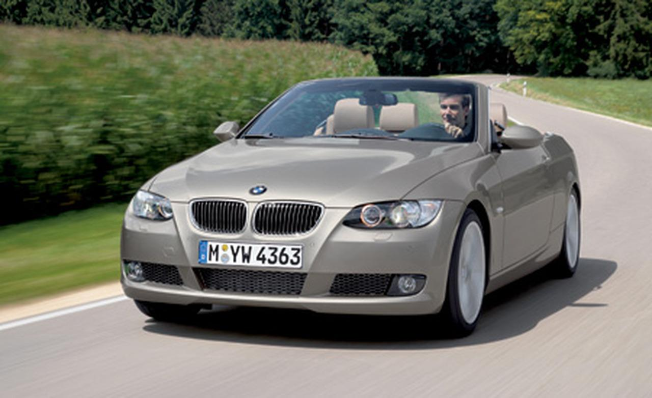 BMW 3 series 335is 2008 photo - 7