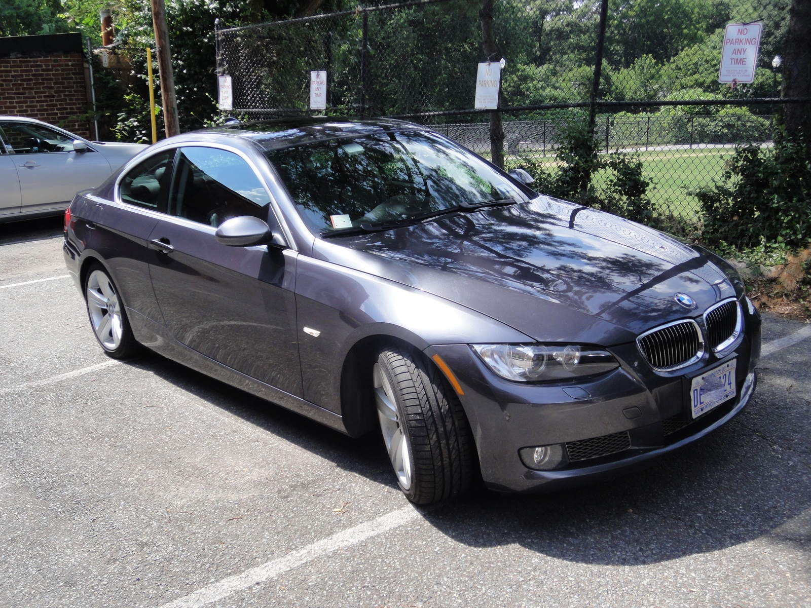BMW 3 series 335is 2008 photo - 9