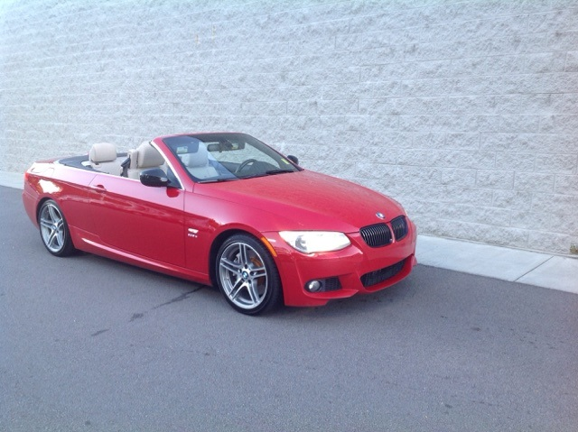 BMW 3 series 335is 2011 photo - 6