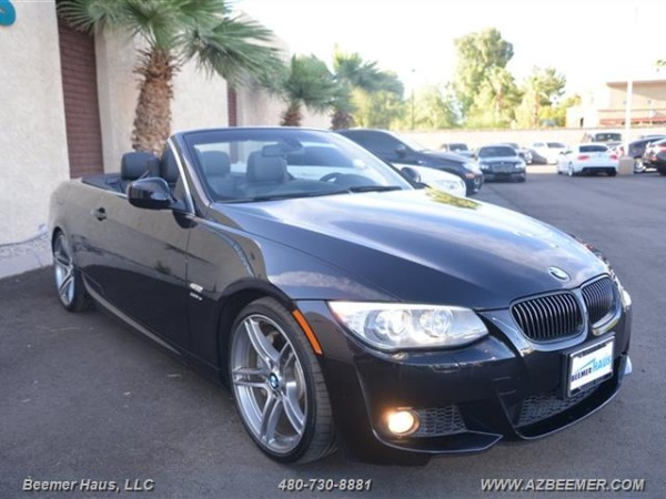 BMW 3 series 335is 2013 photo - 11