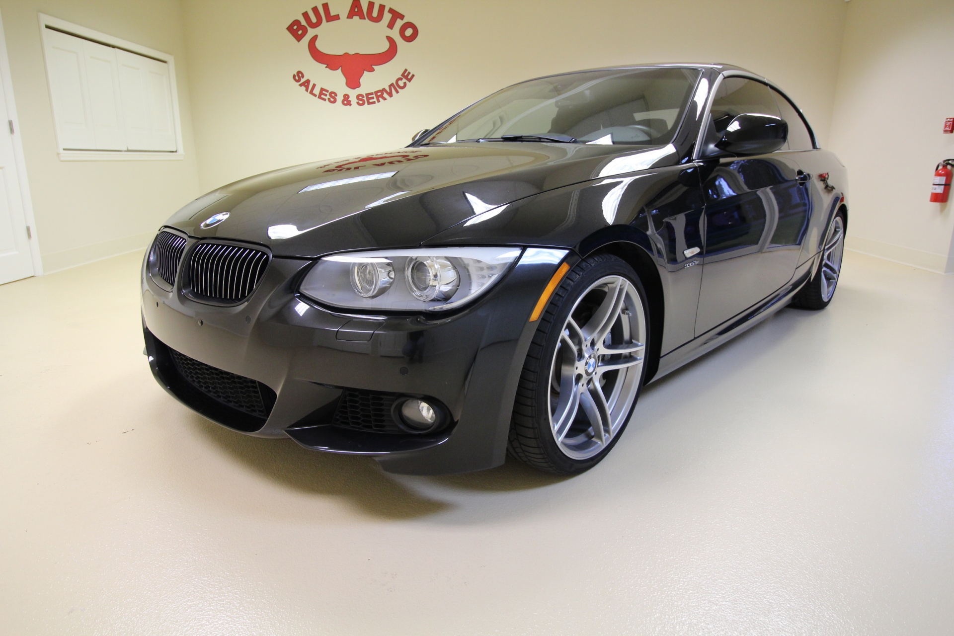 BMW 3 series 335is 2013 photo - 12