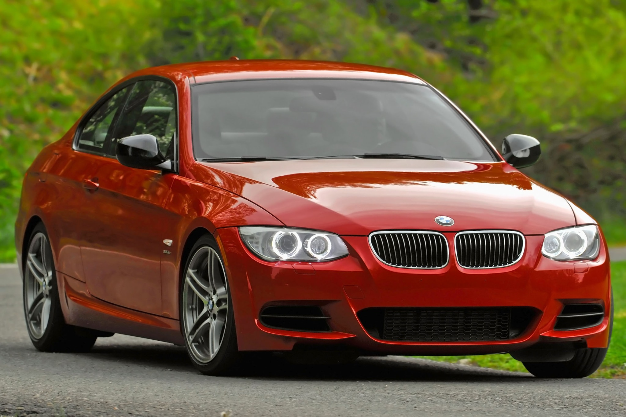 BMW 3 series 335is 2013 photo - 6