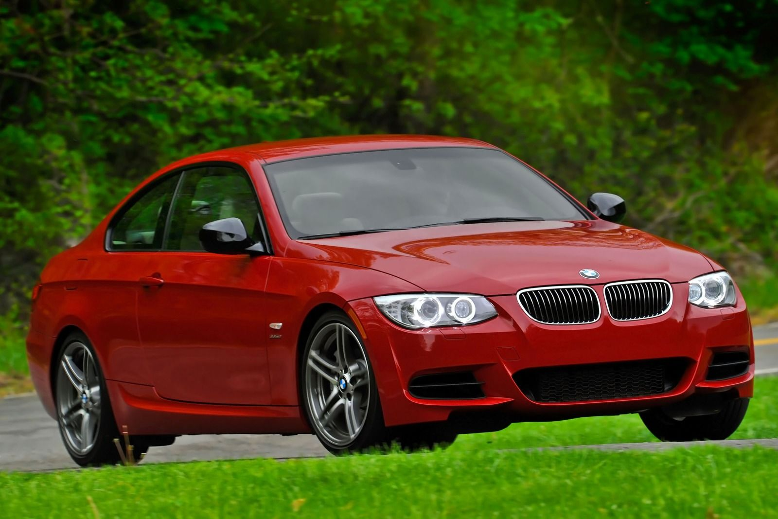 BMW 3 series 335is 2013 photo - 9