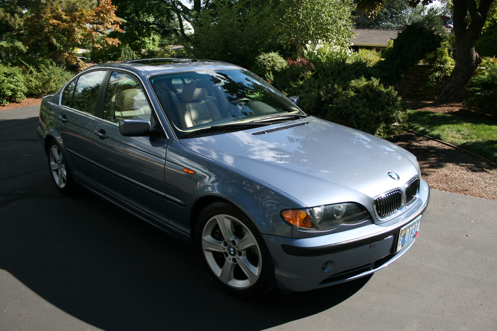 BMW 3 series 335xi 2004 photo - 1