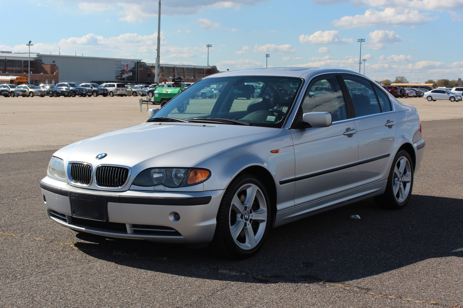 BMW 3 series 335xi 2004 photo - 10