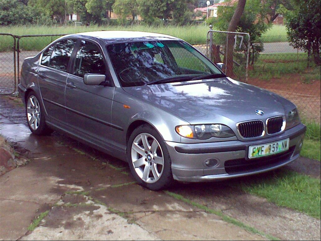 BMW 3 series 335xi 2004 photo - 4
