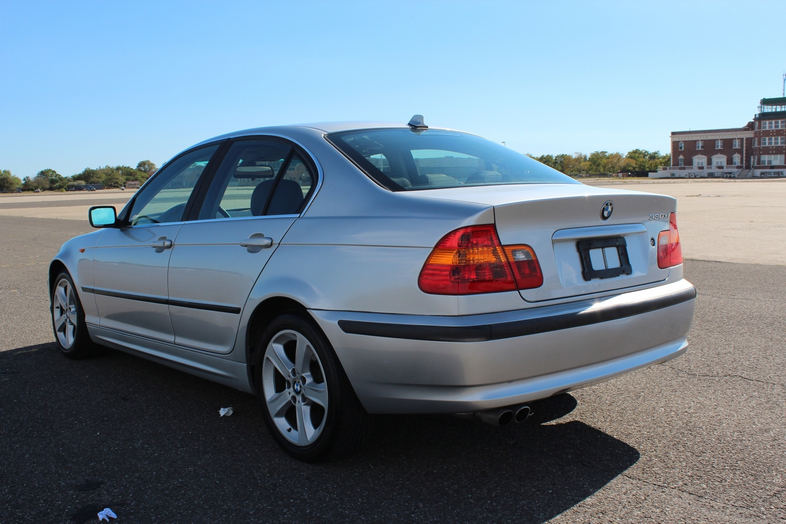BMW 3 series 335xi 2004 photo - 5