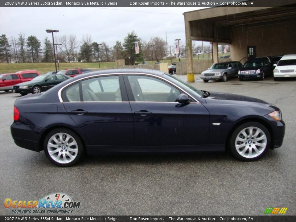 BMW 3 series 335xi 2007 photo - 1