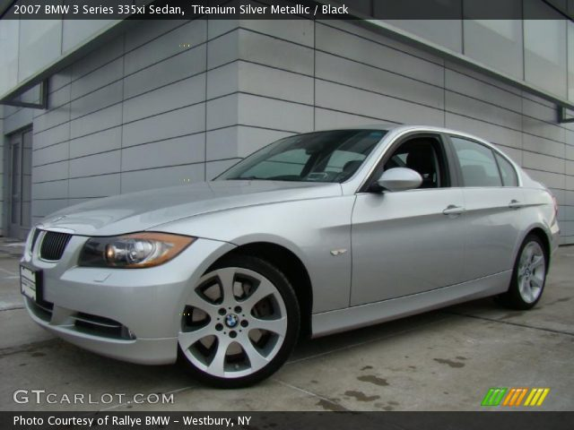 BMW 3 series 335xi 2007 photo - 10