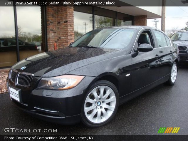 BMW 3 series 335xi 2007 photo - 11