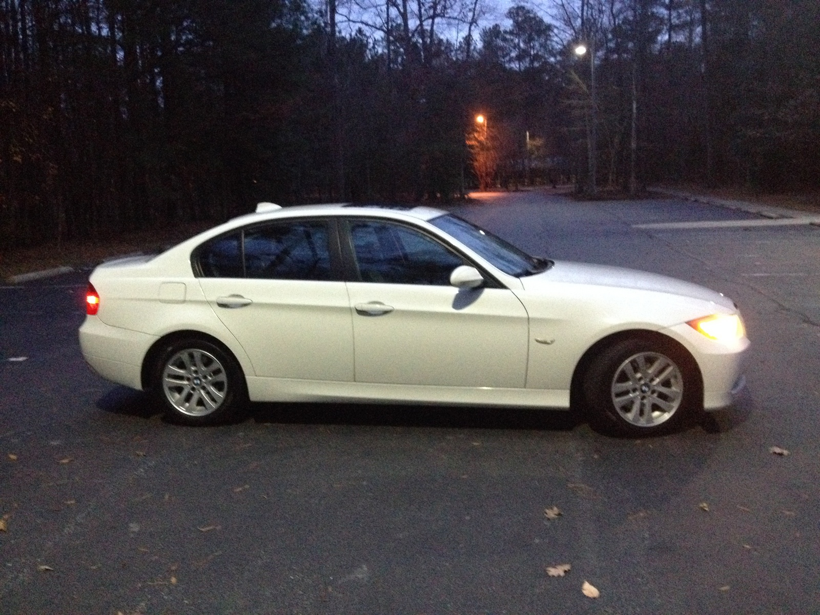 BMW 3 series 335xi 2007 photo - 12