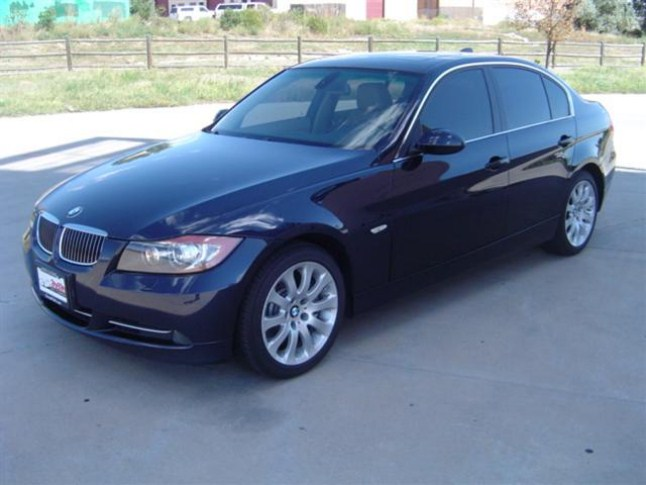 BMW 3 series 335xi 2007 photo - 2