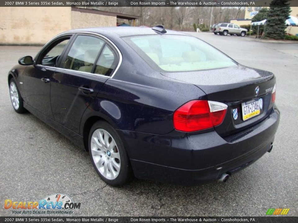 BMW 3 series 335xi 2007 photo - 3