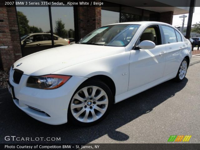BMW 3 series 335xi 2007 photo - 4