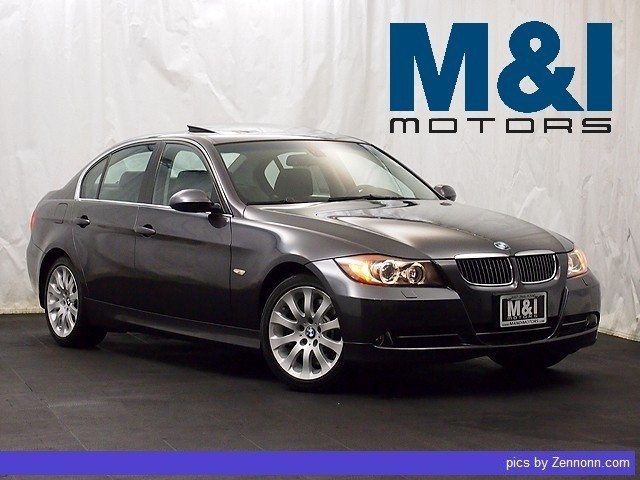 BMW 3 series 335xi 2007 photo - 7