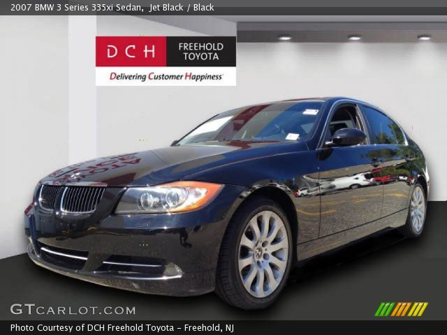 BMW 3 series 335xi 2007 photo - 8