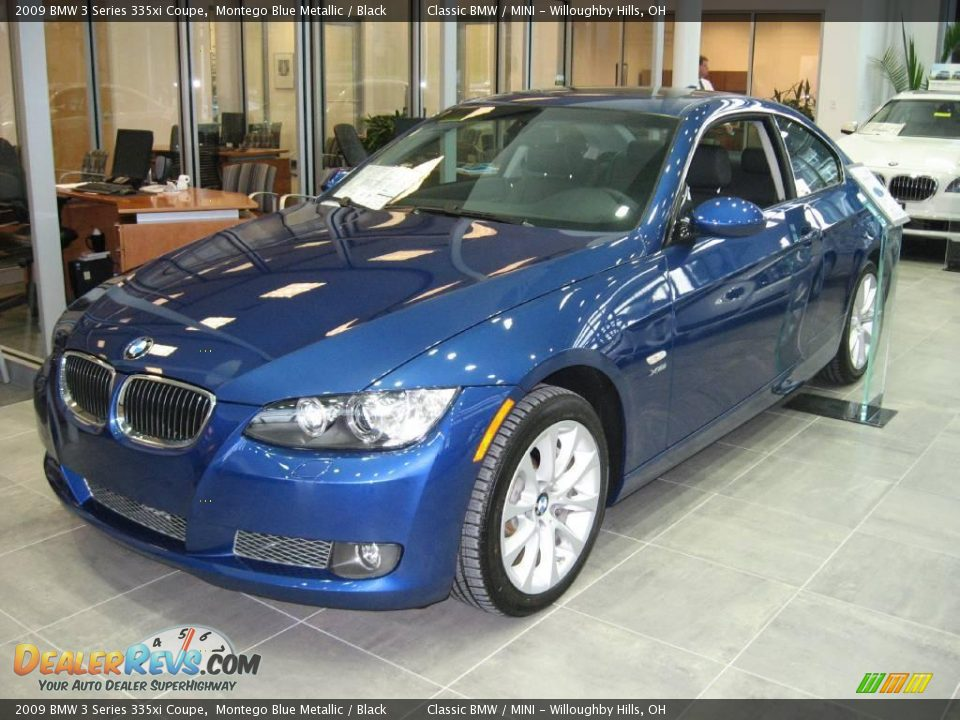 BMW 3 series 335xi 2009 photo - 1