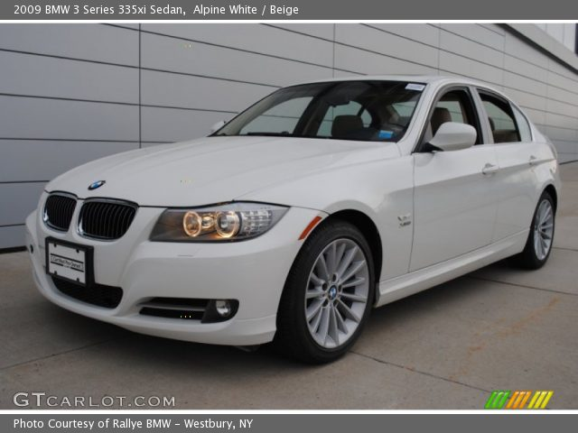 BMW 3 series 335xi 2009 photo - 10