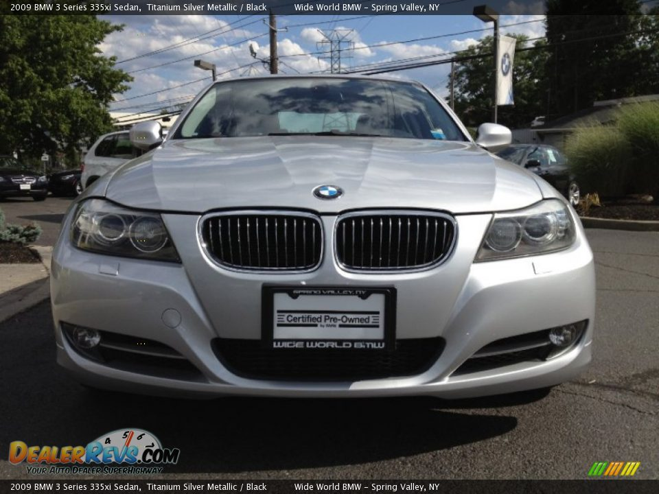 BMW 3 series 335xi 2009 photo - 3