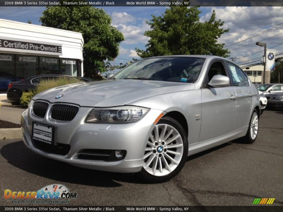 BMW 3 series 335xi 2009 photo - 4