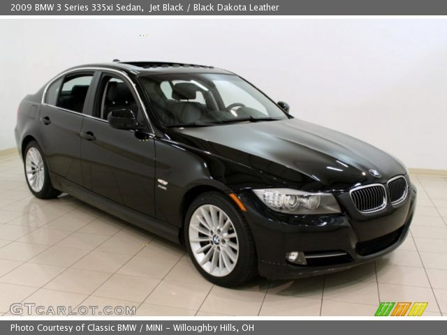 BMW 3 series 335xi 2009 photo - 5