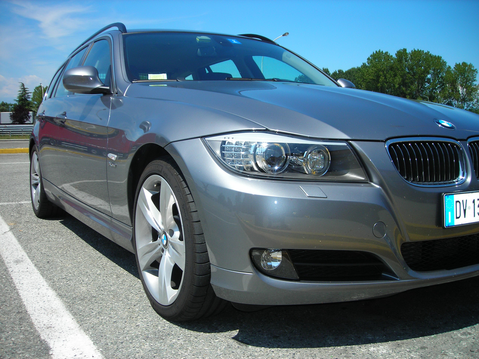 BMW 3 series 335xi 2009 photo - 6