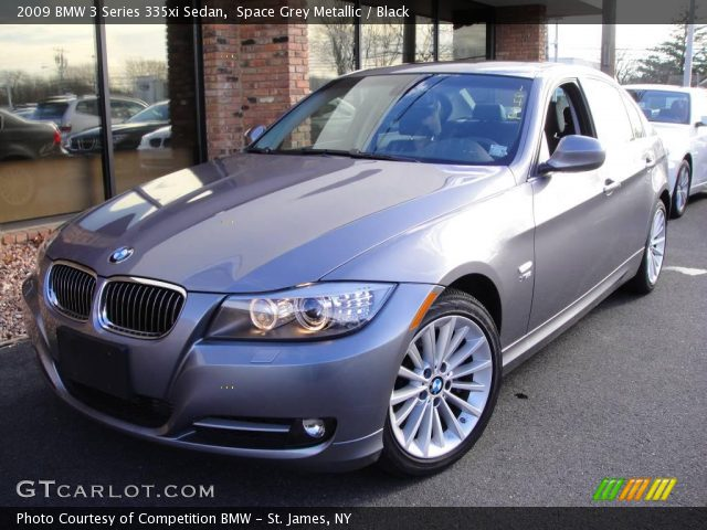 BMW 3 series 335xi 2009 photo - 7