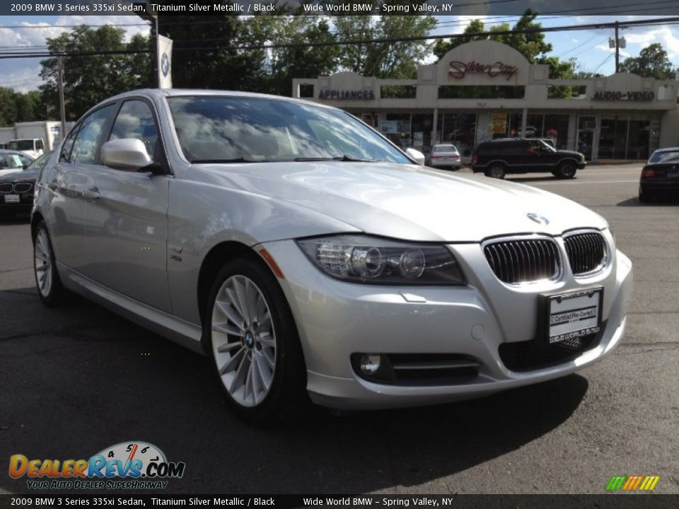 BMW 3 series 335xi 2009 photo - 8
