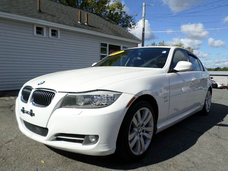 BMW 3 series 335xi 2009 photo - 9
