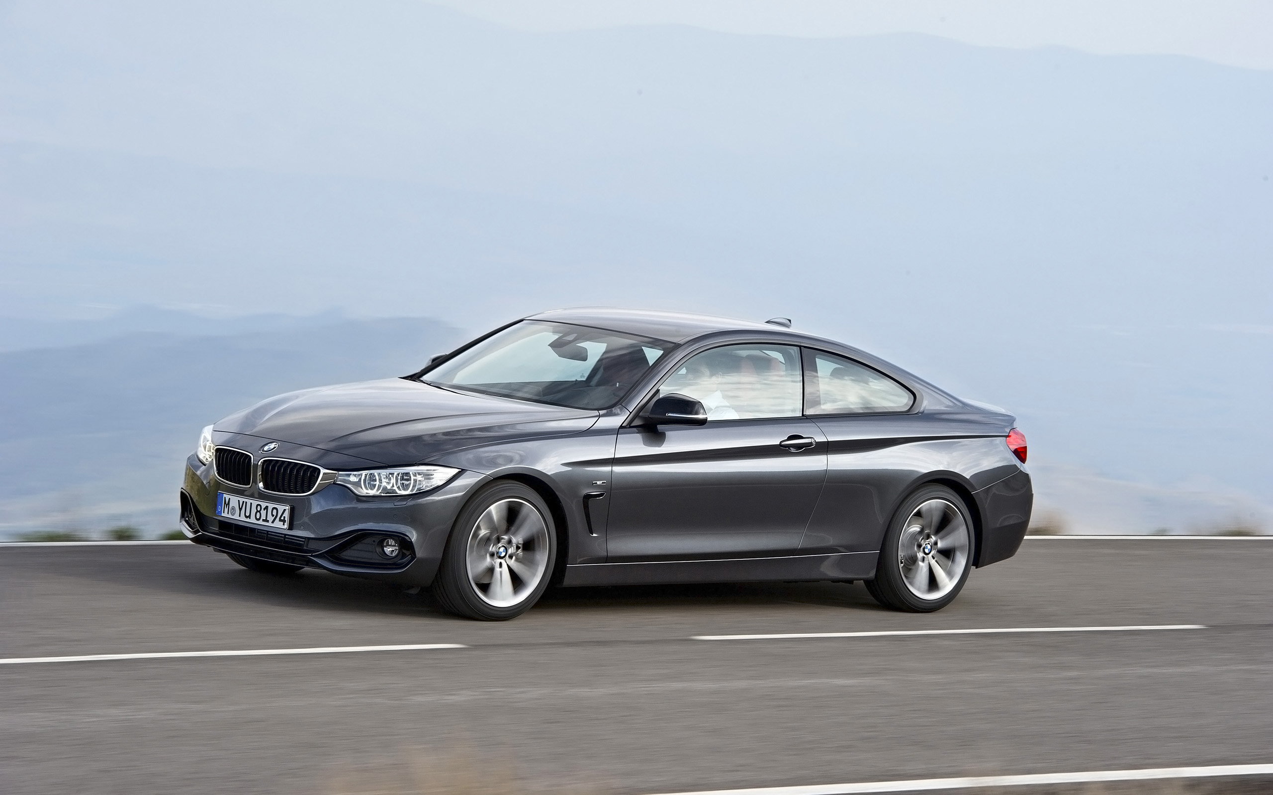 BMW 4 series 418d 2013 photo - 2