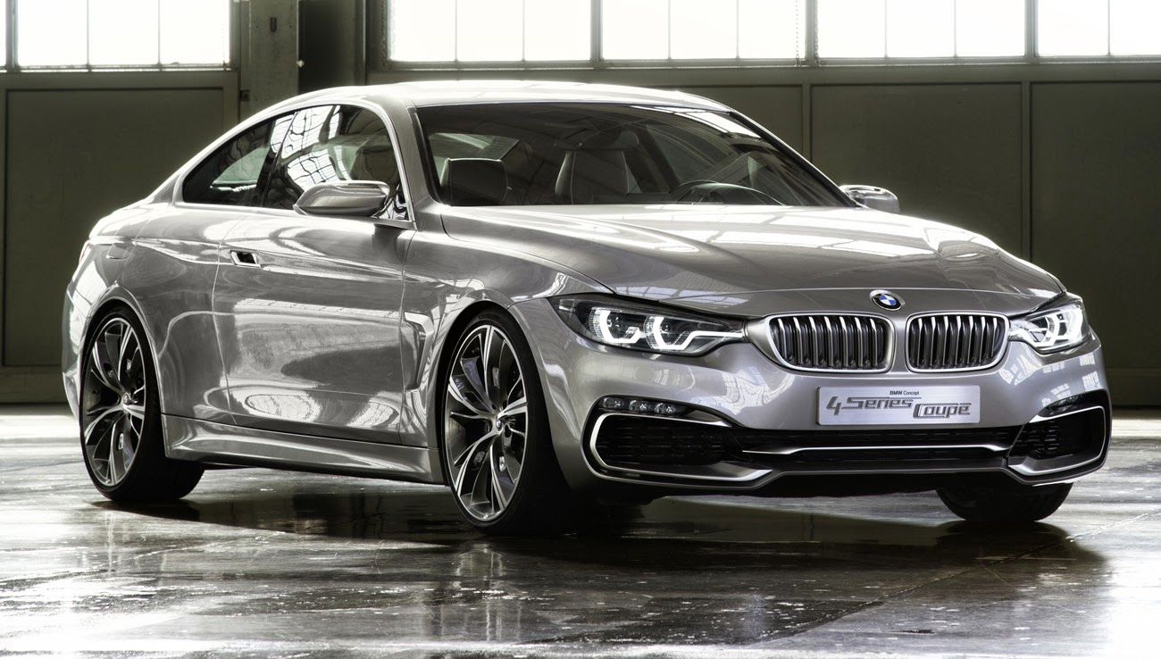 BMW 4 series 418d 2013 photo - 4