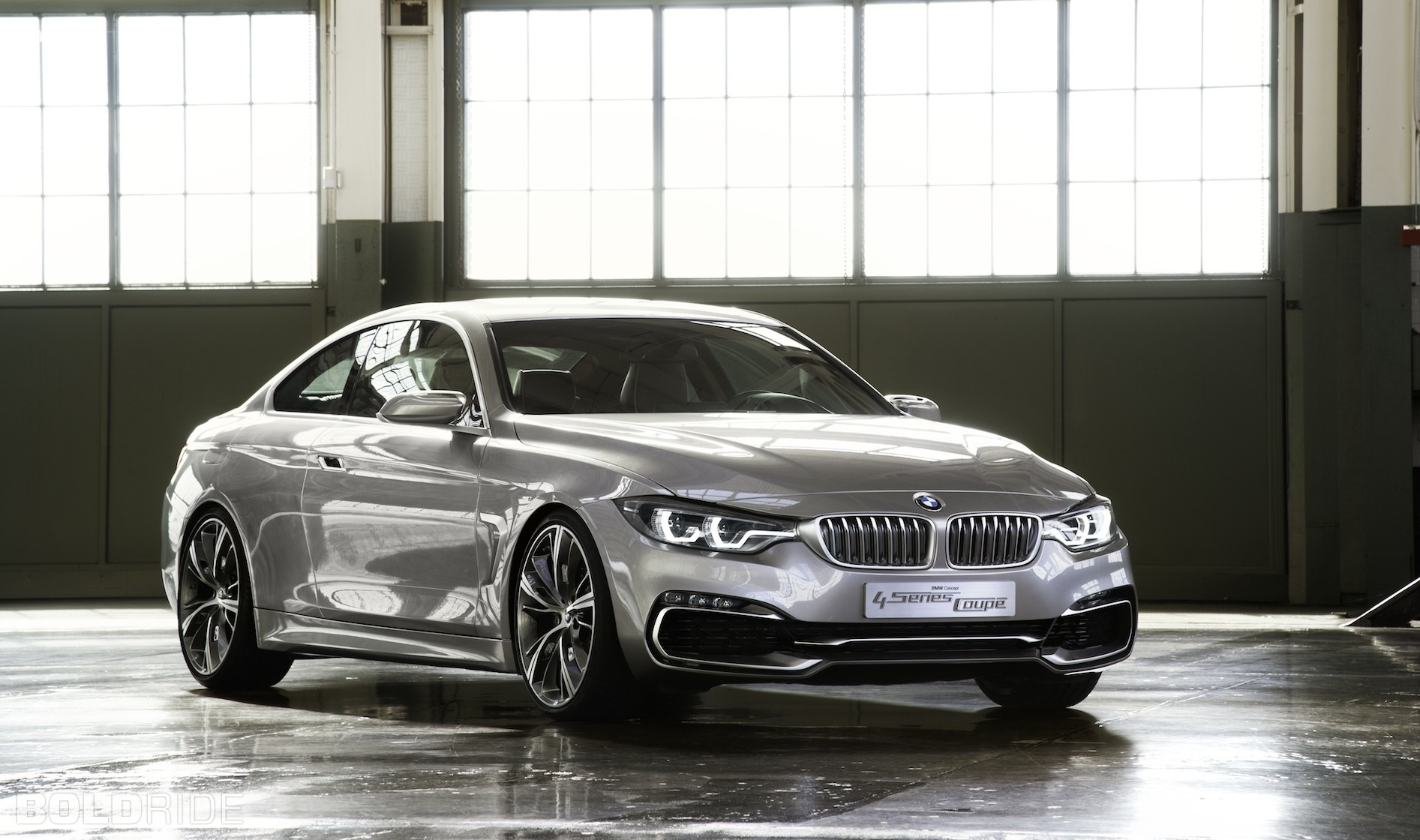 BMW 4 series 418d 2013 photo - 5