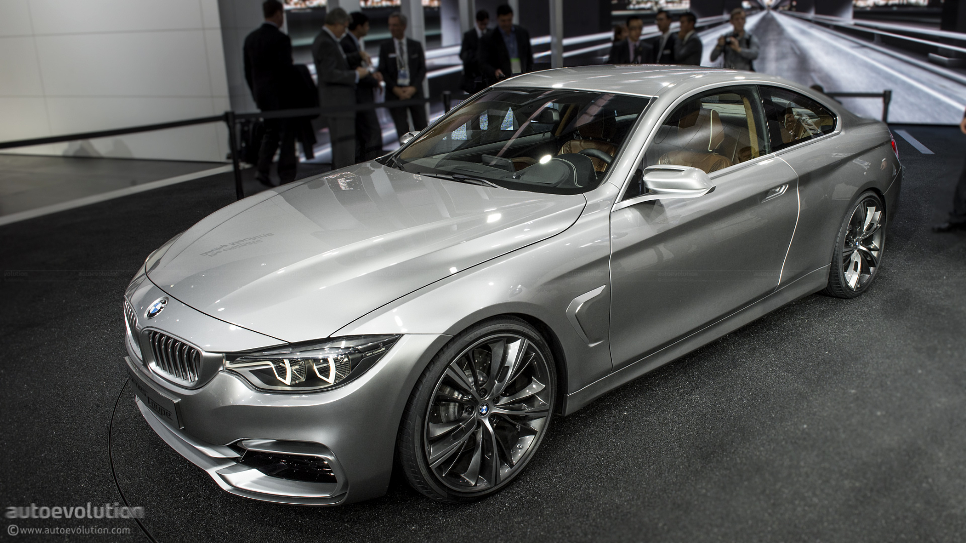 BMW 4 series 418d 2013 photo - 7