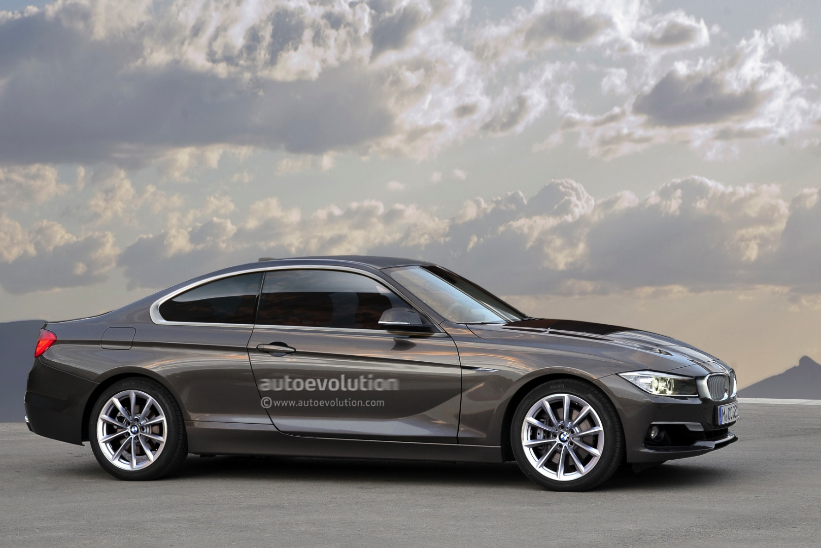 BMW 4 series 418d 2013 photo - 8