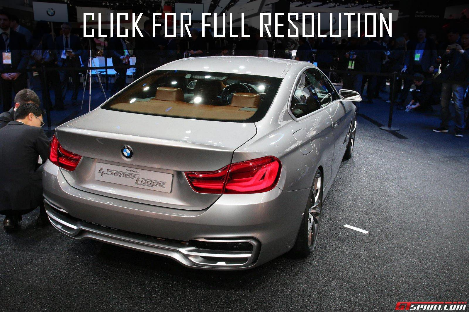 BMW 4 series 418d 2013 photo - 9