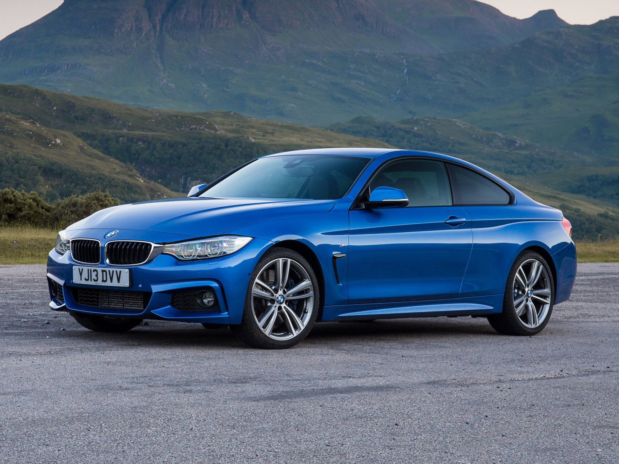 BMW 4 series 420d 2013 photo - 1