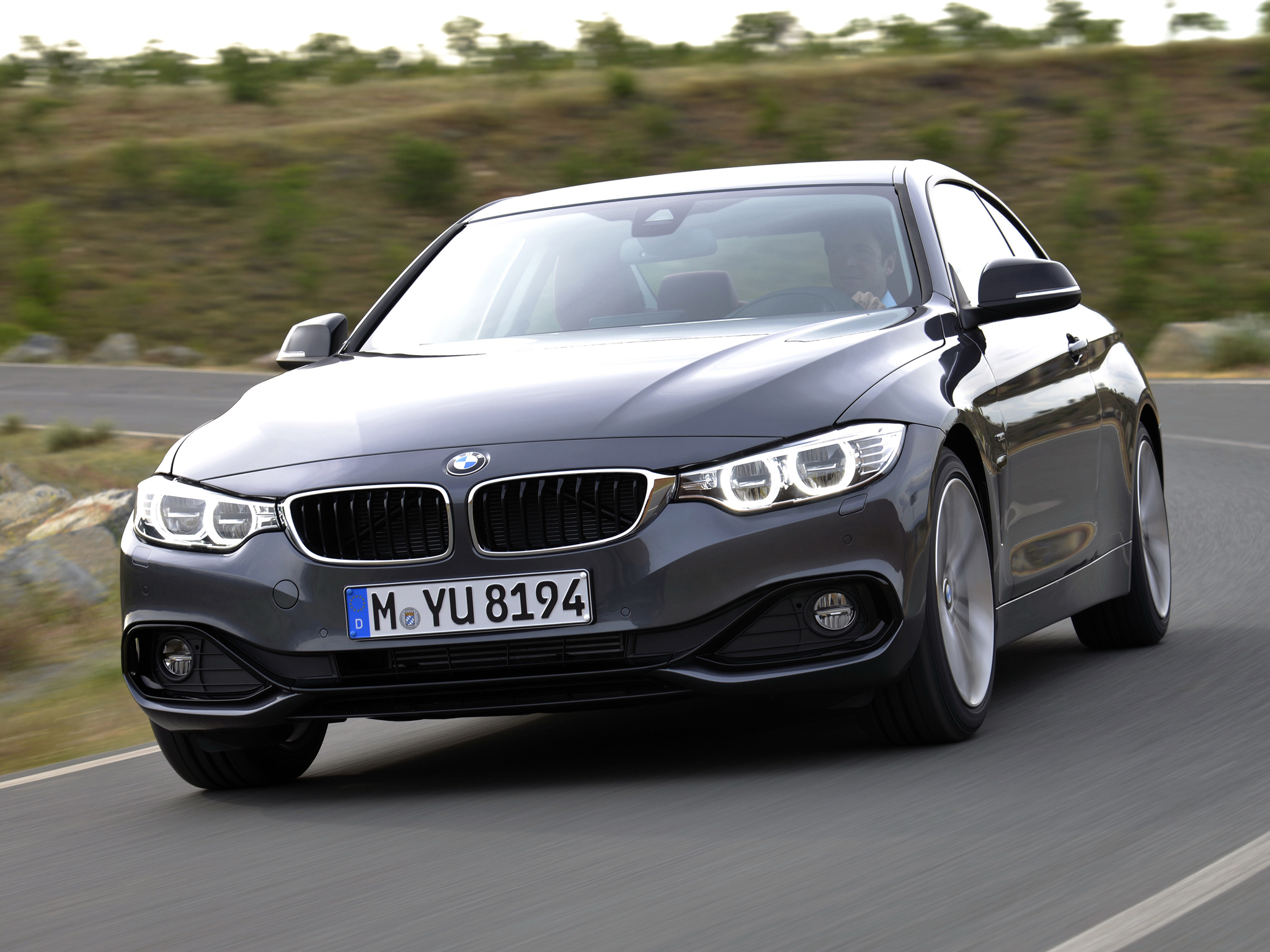 BMW 4 series 420d 2013 photo - 11