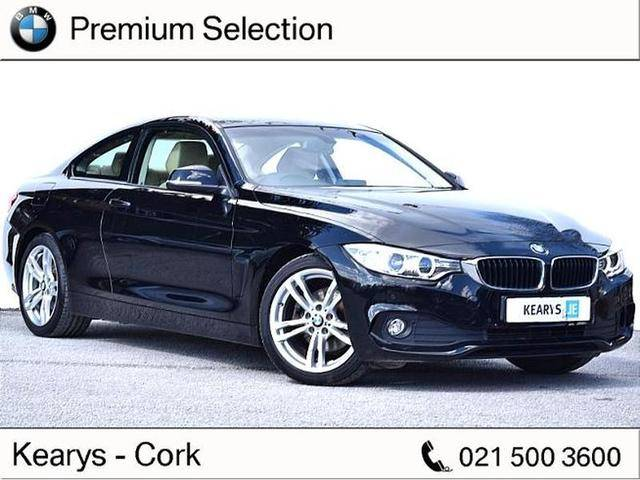 BMW 4 series 420d 2014 photo - 1