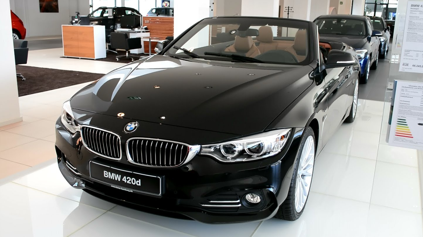 BMW 4 series 420d 2014 photo - 10