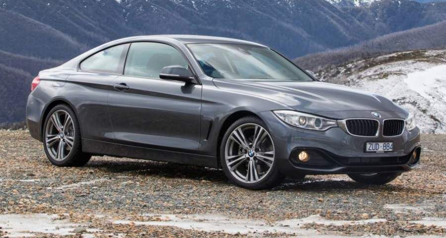 BMW 4 series 420d 2014 photo - 11