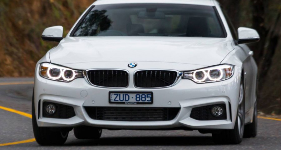 BMW 4 series 420d 2014 photo - 12