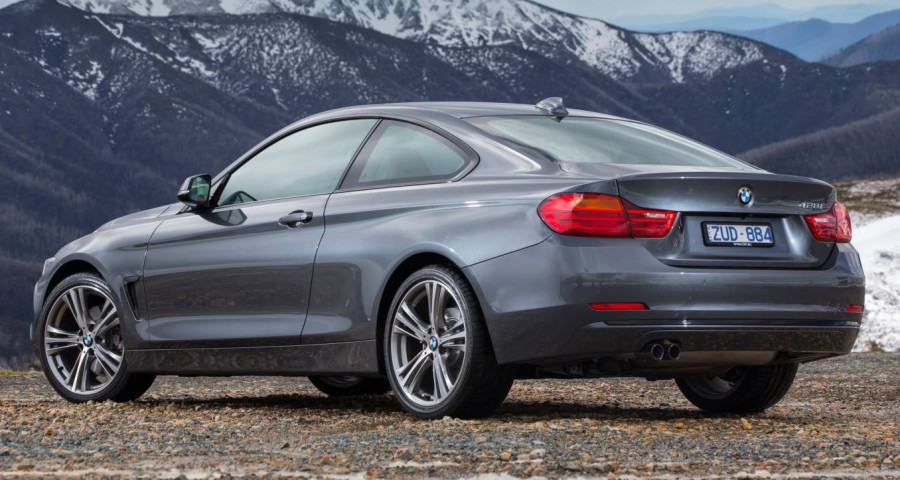 BMW 4 series 420d 2014 photo - 3