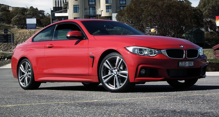 BMW 4 series 420d 2014 photo - 4