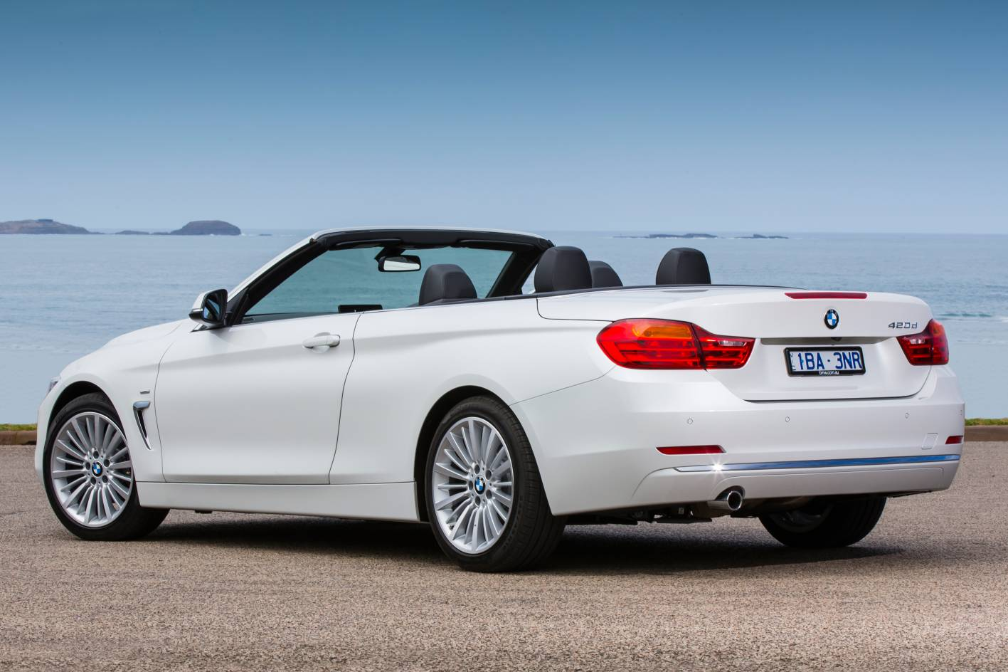 BMW 4 series 420d 2014 photo - 5