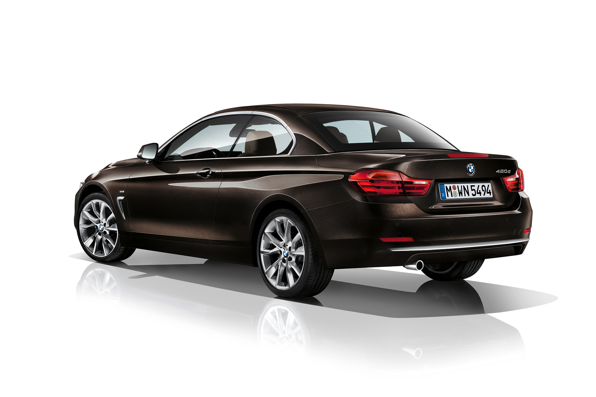 BMW 4 series 420d 2014 photo - 6