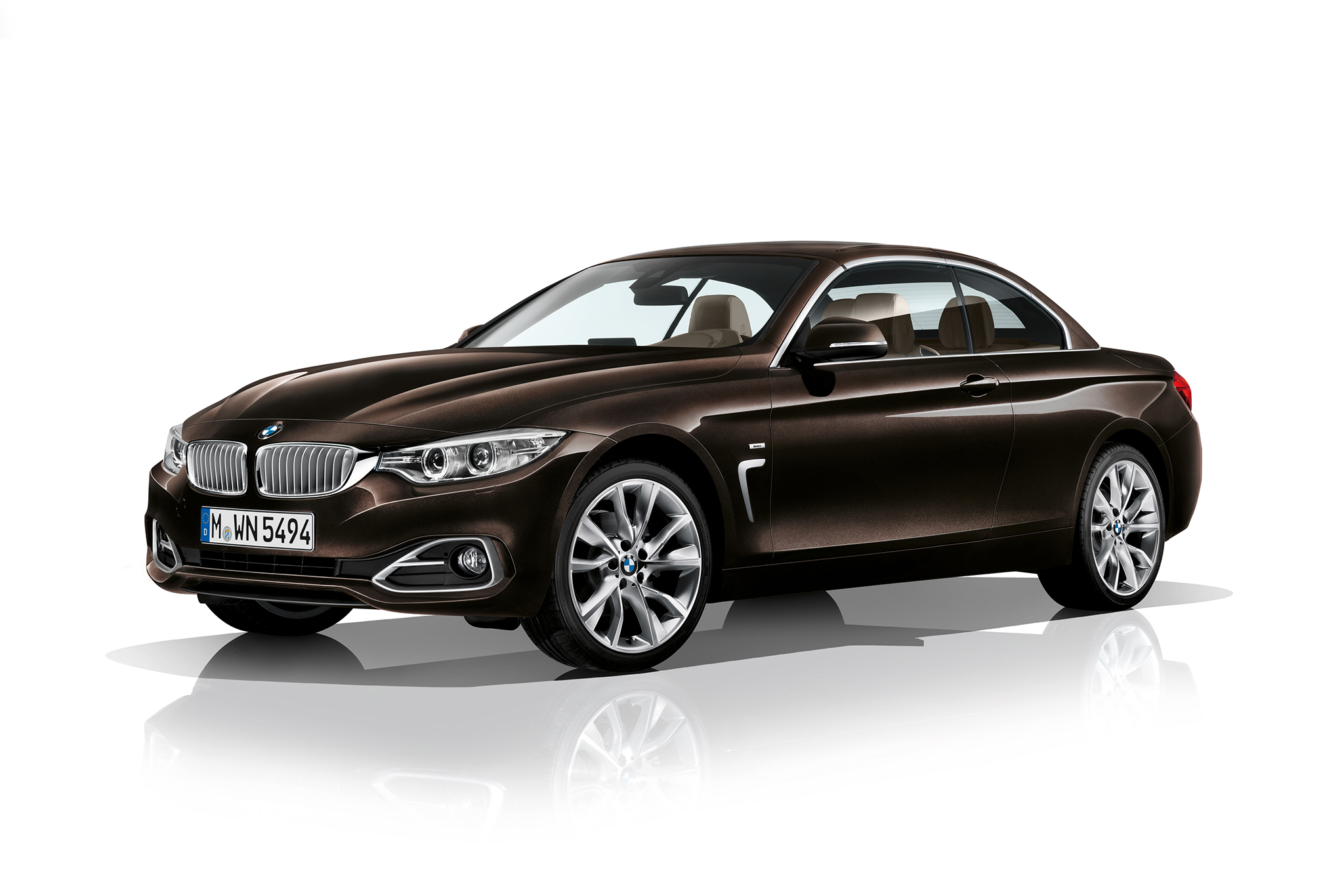 BMW 4 series 420d 2014 photo - 7
