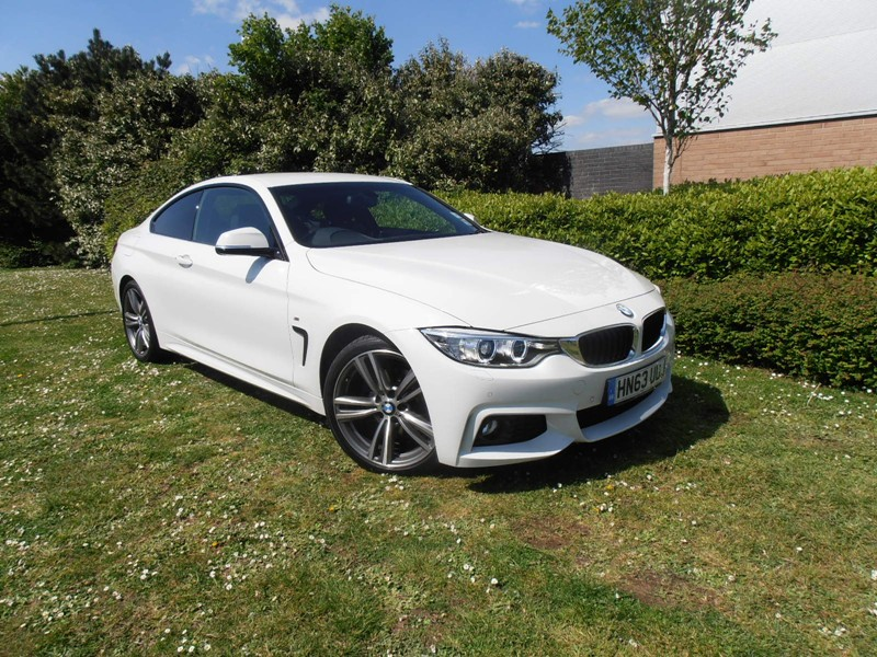 BMW 4 series 420d 2014 photo - 8