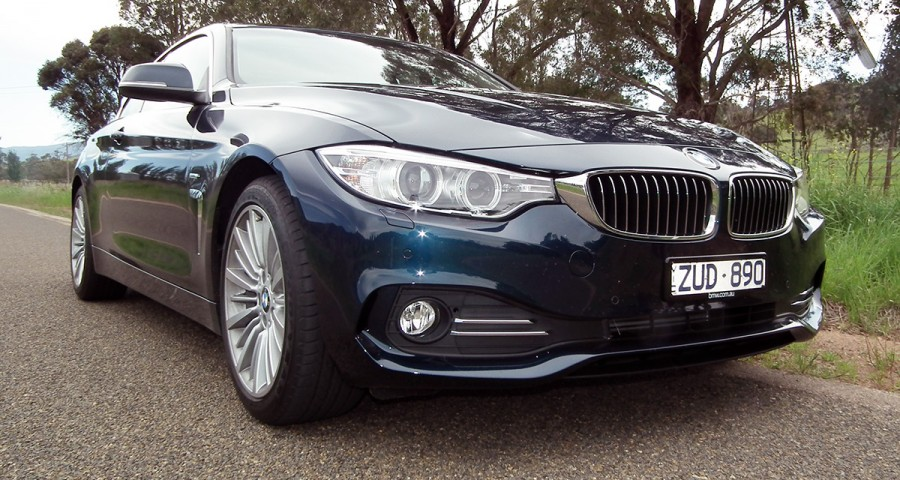 BMW 4 series 420d 2014 photo - 9